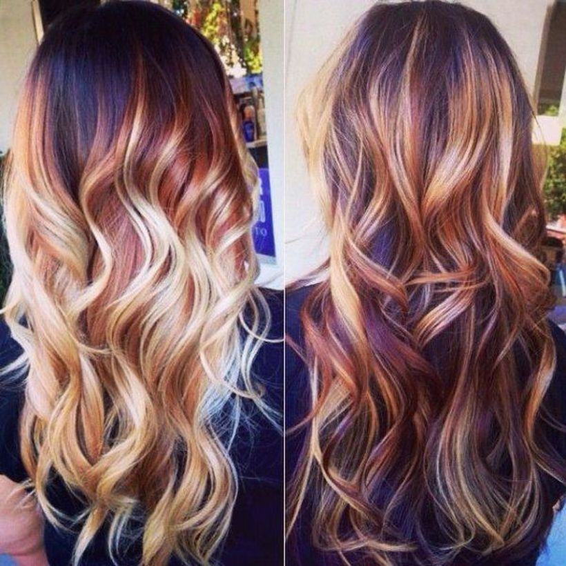 Best hair color ideas in 2017 122
