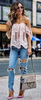 Cool casual street style outfit ideas 2017 29