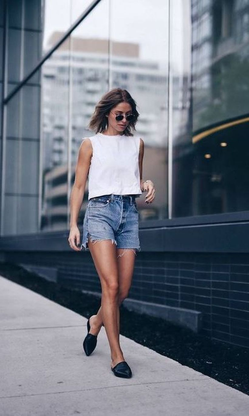 Cool casual street style outfit ideas 2017 39
