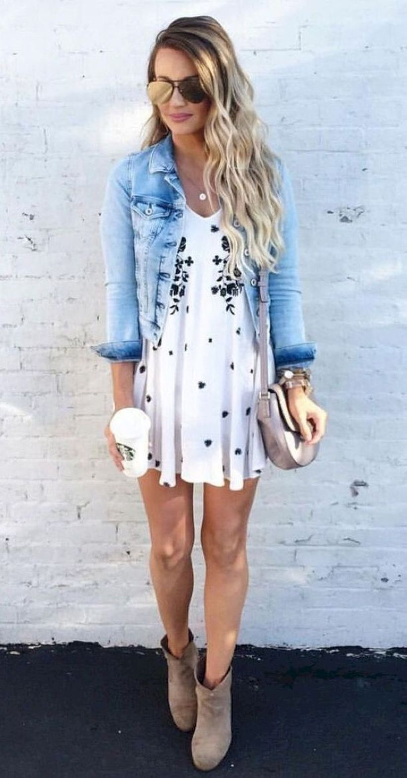 Cool casual street style outfit ideas 2017 5