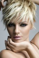 Cool short pixie blonde hairstyle ideas 30