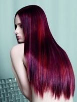 Crazy colorful hair colour ideas for long hair 10