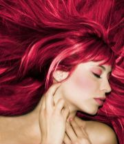 Crazy colorful hair colour ideas for long hair 147