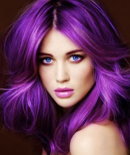 Crazy colorful hair colour ideas for long hair 181