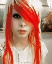 Crazy colorful hair colour ideas for long hair 64