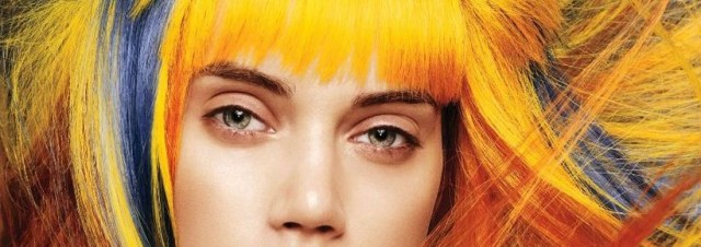 Crazy colorful hair colour ideas for long hair featured