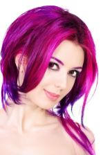 Crazy hair colour ideas for medium and short hair 48