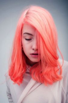 Crazy hair colour ideas for medium and short hair 51