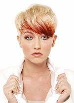 Crazy hair colour ideas for medium and short hair 57