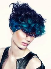Crazy hair colour ideas for medium and short hair 62