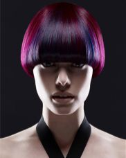 Crazy hair colour ideas for medium and short hair 63