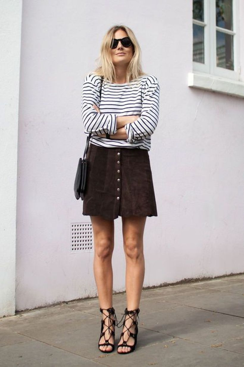 Fashionable day to night fashion outfits ideas 96