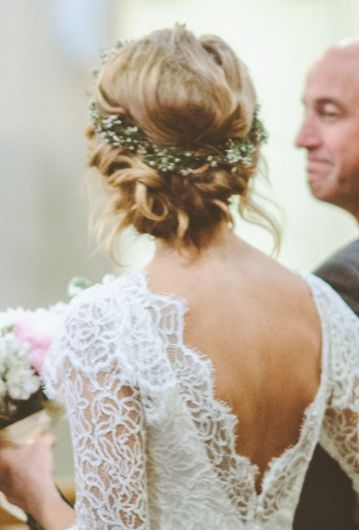 Gorgeous rustic wedding hairstyles ideas 52