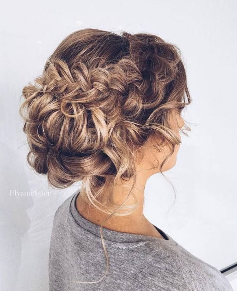 Gorgeous rustic wedding hairstyles ideas 74