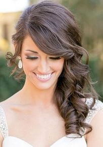 Gorgeous rustic wedding hairstyles ideas 84