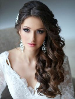 Gorgeous rustic wedding hairstyles ideas 98