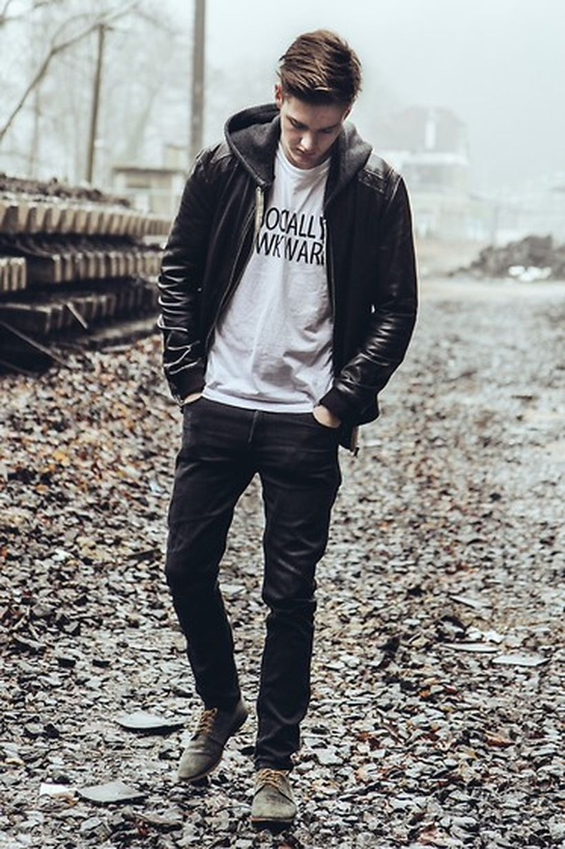 Inspiring casual men fashions for everyday outfits 10