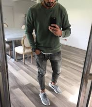 Inspiring casual men fashions for everyday outfits 11