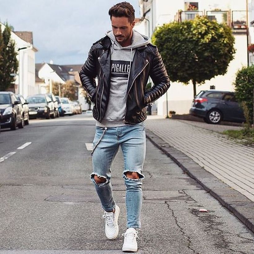 Inspiring casual men fashions for everyday outfits 15