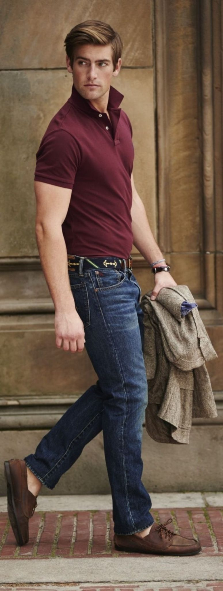 Inspiring casual men fashions for everyday outfits 25