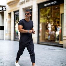 Inspiring casual men fashions for everyday outfits 28