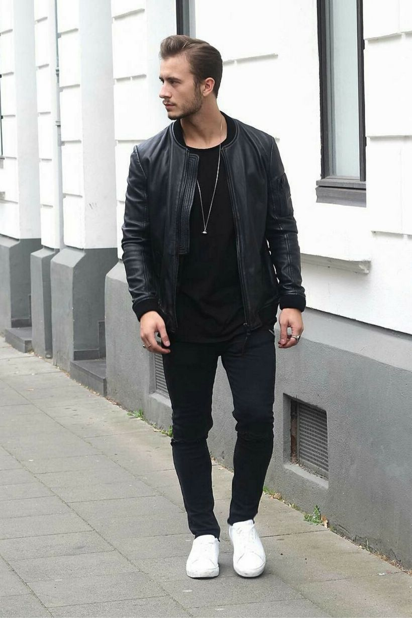 Inspiring casual men fashions for everyday outfits 41