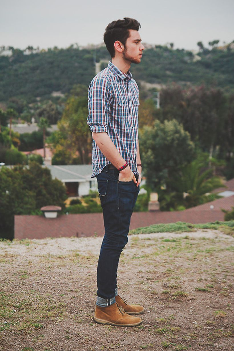 Inspiring casual men fashions for everyday outfits 56