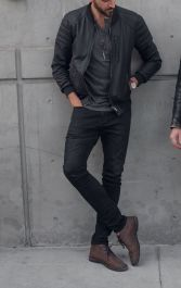 Inspiring casual men fashions for everyday outfits 60