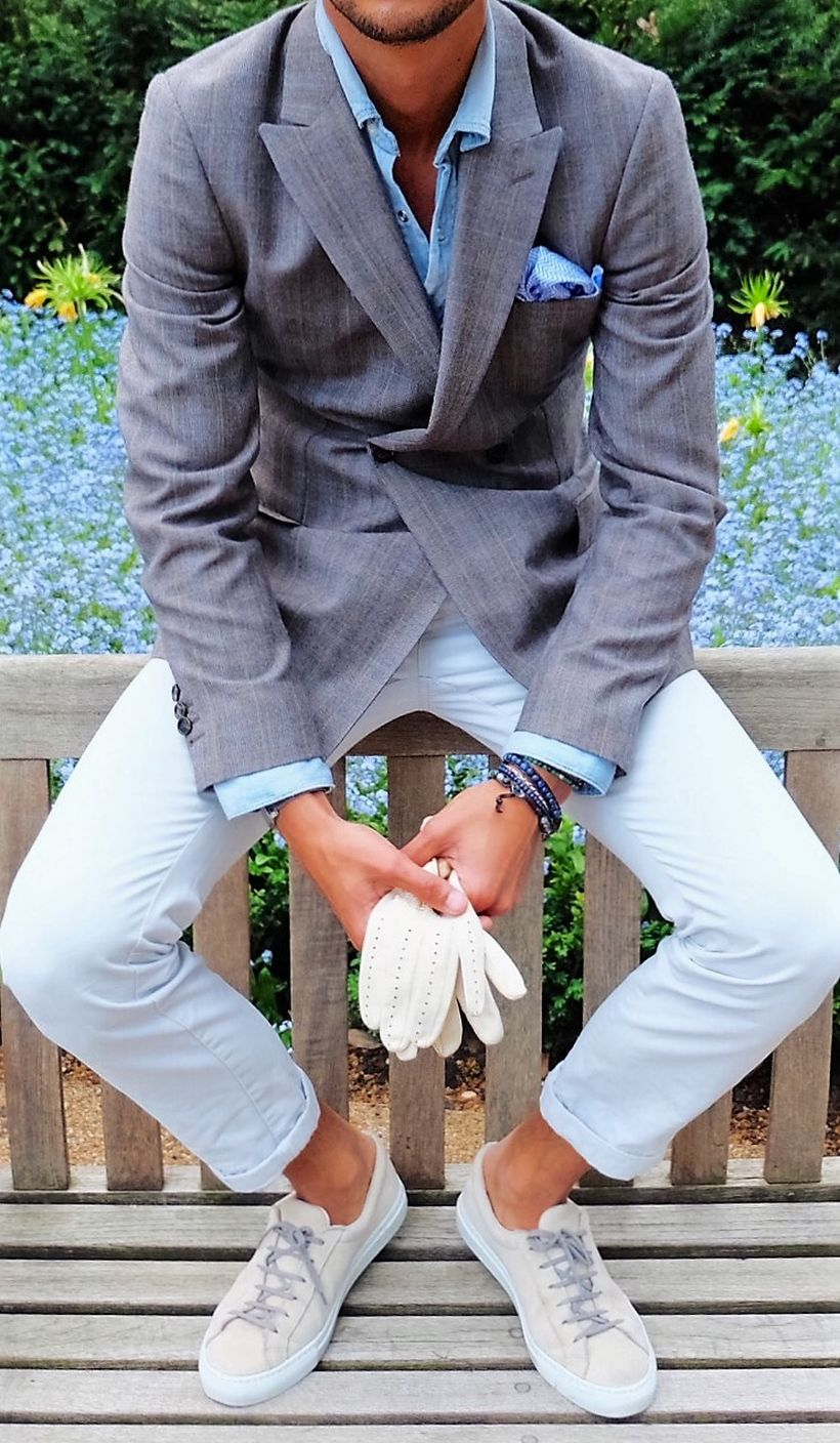 Inspiring casual men fashions for everyday outfits 68