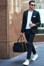 Inspiring casual men fashions for everyday outfits 8