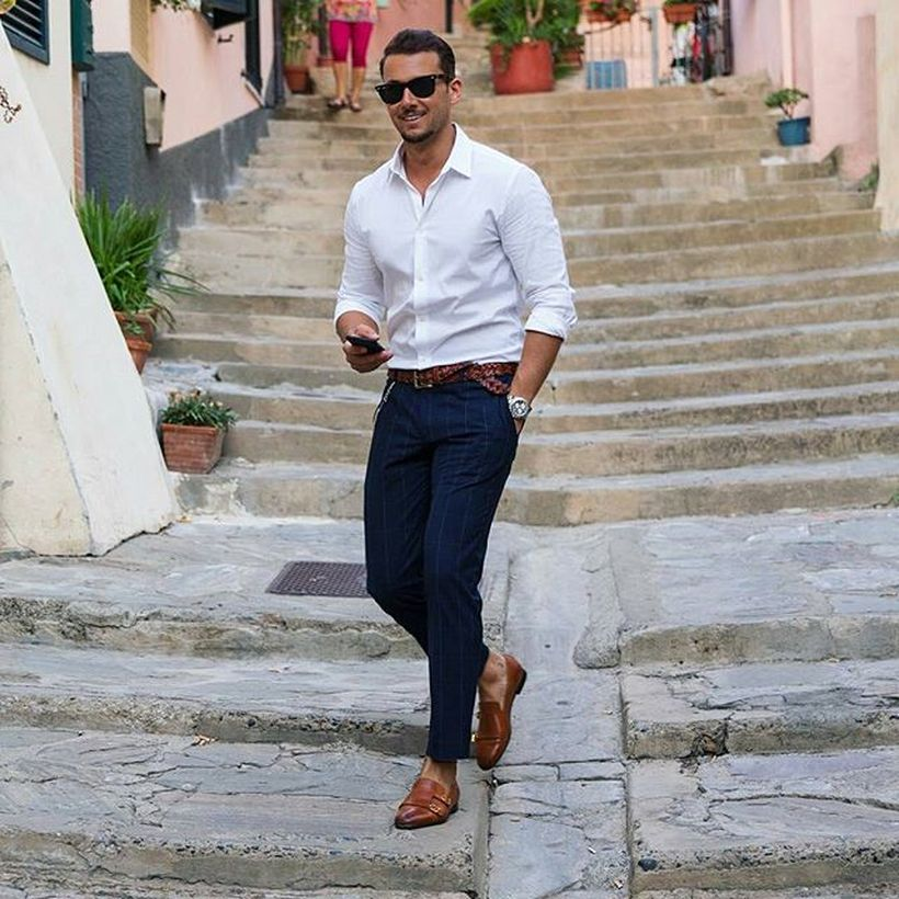 Inspiring mens classy style fashions outfits 25
