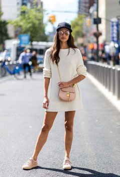 Inspiring simple casual street style outfits ideas 111