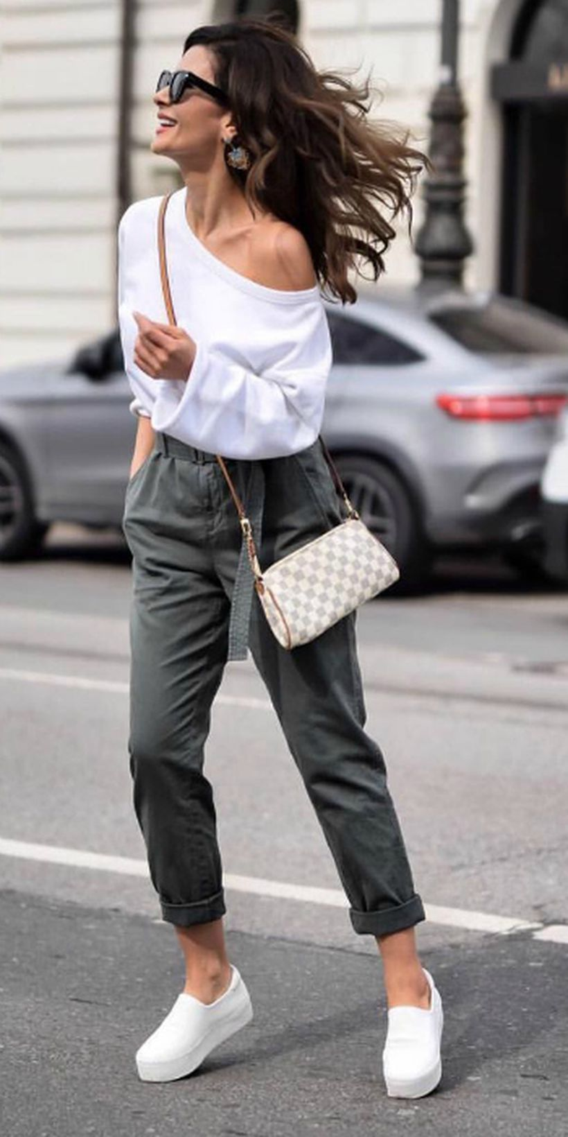 Inspiring simple casual street style outfits ideas 112
