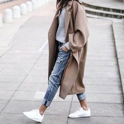 Inspiring simple casual street style outfits ideas 130