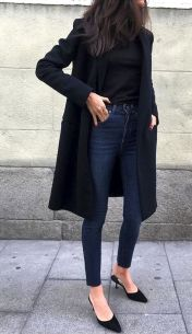 Inspiring simple casual street style outfits ideas 15