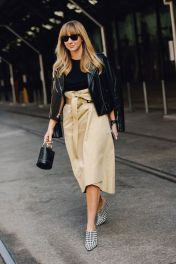 Inspiring simple casual street style outfits ideas 62