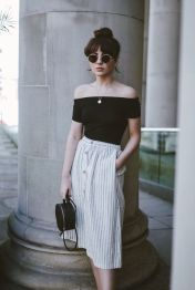 Inspiring simple casual street style outfits ideas 87
