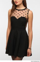 Stunning black short dresses outfits for party ideas 52