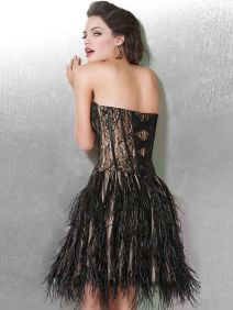 Stunning black short dresses outfits for party ideas 71