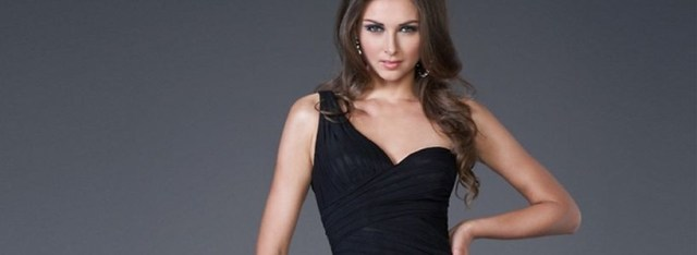 Stunning black short dresses outfits for party ideas featured