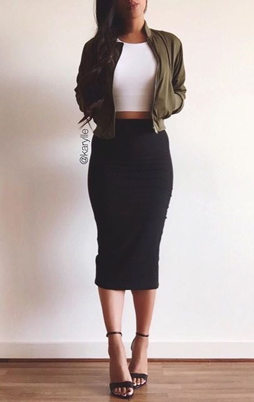Best casual fall night outfits ideas for going out 46