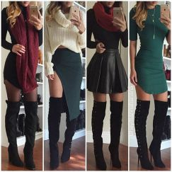 Best casual fall night outfits ideas for going out 91