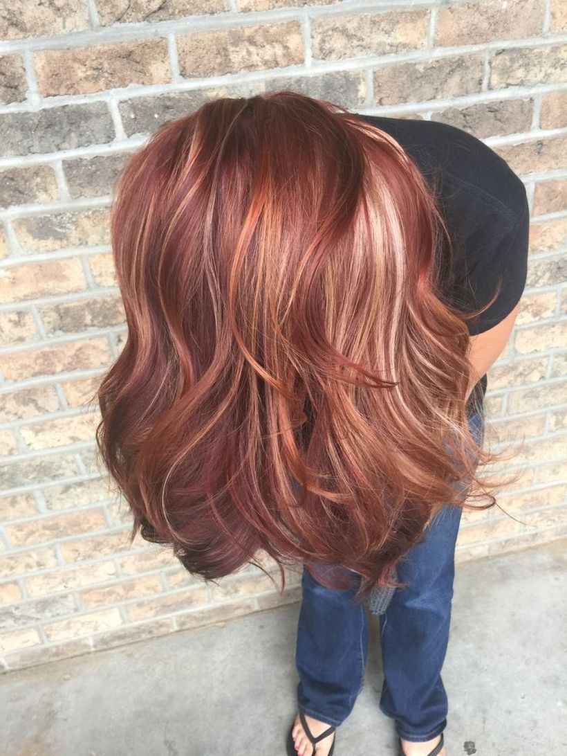 Best fall hair color ideas that must you try 20