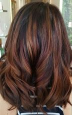 Best fall hair color ideas that must you try 21