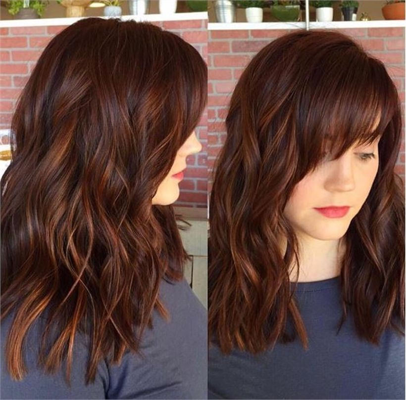 Best fall hair color ideas that must you try 51