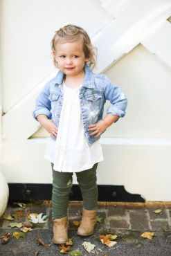 Cute fall outfits ideas for toddler girls 10