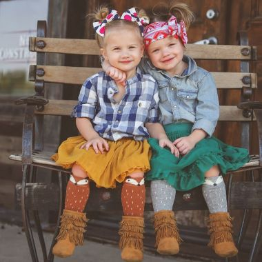 Cute fall outfits ideas for toddler girls 4