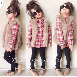 Cute fall outfits ideas for toddler girls 62