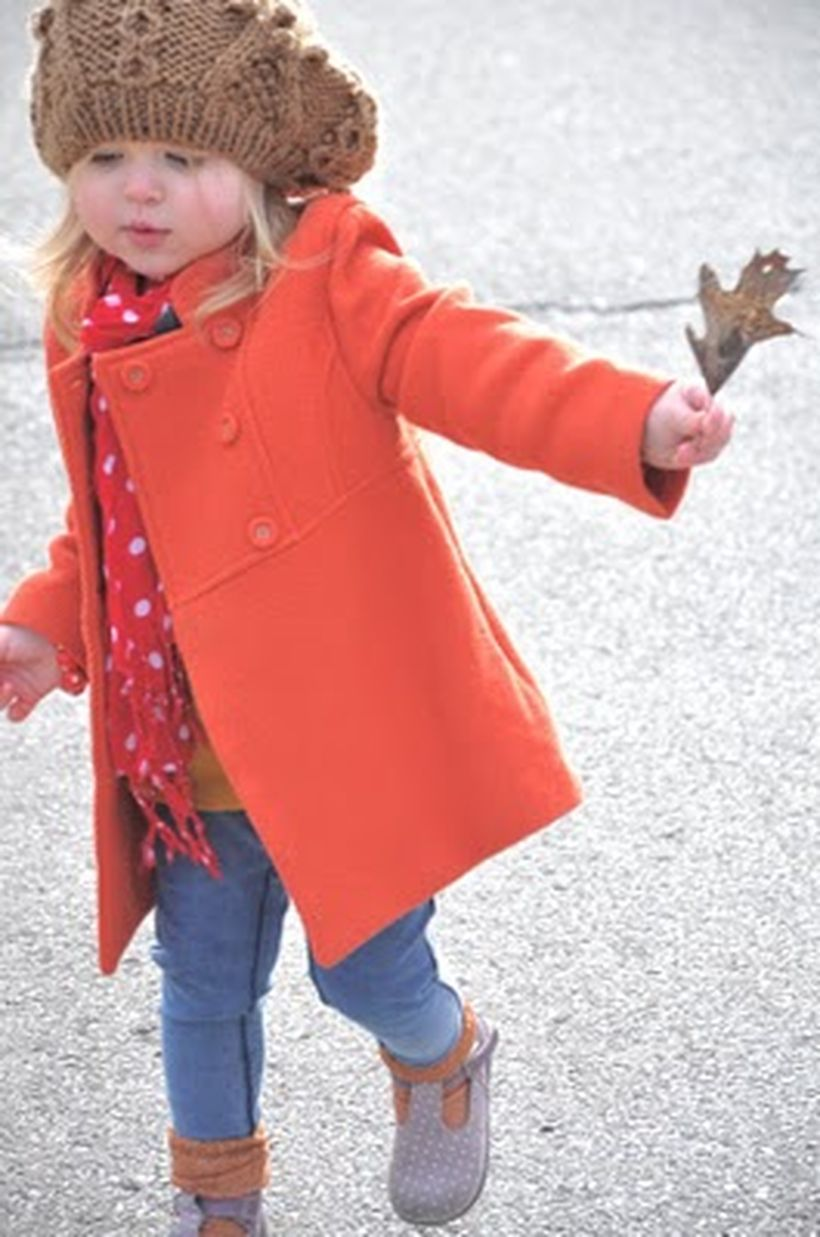 Cute fall outfits ideas for toddler girls 63