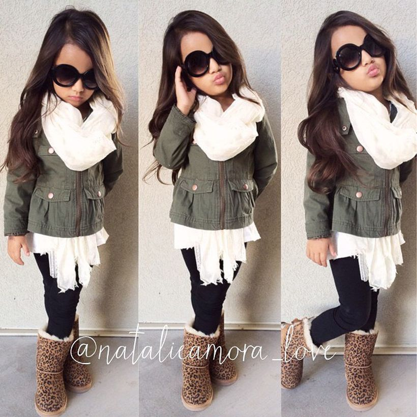Cute fall outfits ideas for toddler girls 68